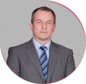 Meet Steve Hill, Head of the Personal Injury Department